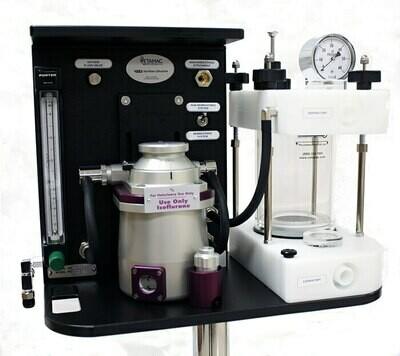 VAD UltraSlim Anesthetic Machine