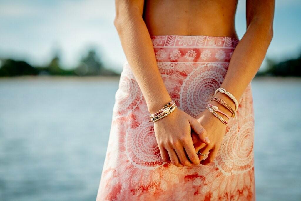 Vitality And Prosperity 4mm Bracelet
