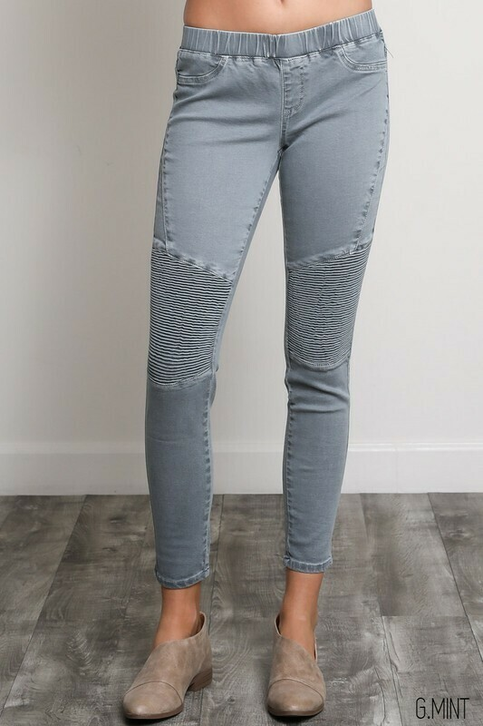 Biker Legging Jeans