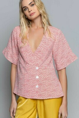 The Heart Garden Blouse