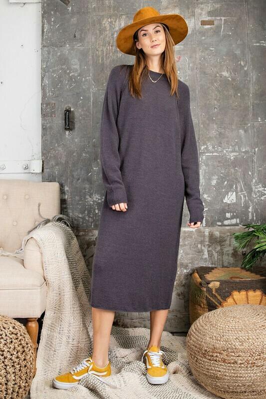 Catalina Maxi Sweater Dress