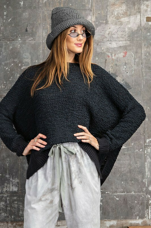 Maya Textured Sweater