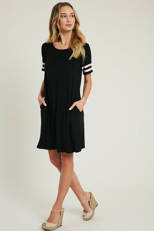 Soft And Cozy Lounge Dress