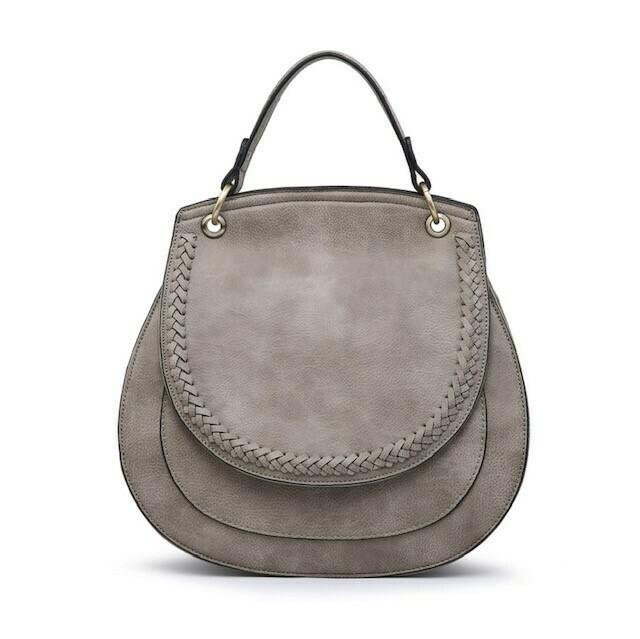 Saddle Bag Crossbody
