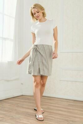 O-Ring Wrap Skirt
