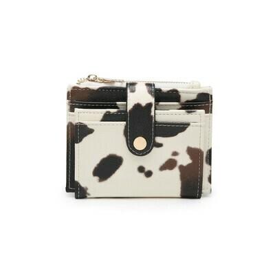 Mini Snap Wallet