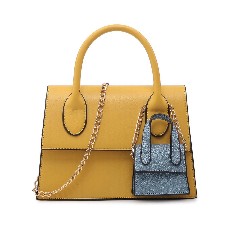 Crossbody With Mini Bag