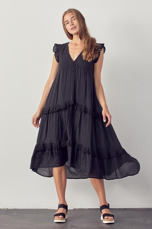 Sweetheart Maxi Dress