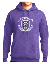 Universal Hoodie - Purple Heather