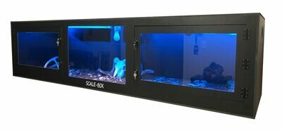 96X24X24 PVC Enclosure