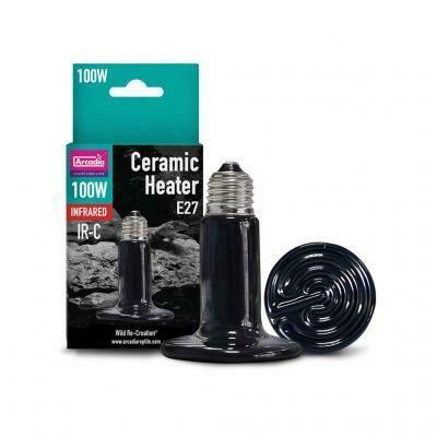 Arcadia Ceramic Heater-100 Watt