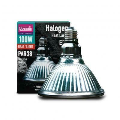 Arcadia Halogen Heat Lamp-100 Watt