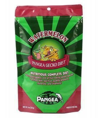 8 Oz. Pangea Fruit Mix Watermelon Complete Gecko Diet