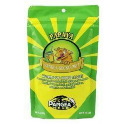 8 Oz. Pangea Fruit Mix Papaya Complete Gecko Diet