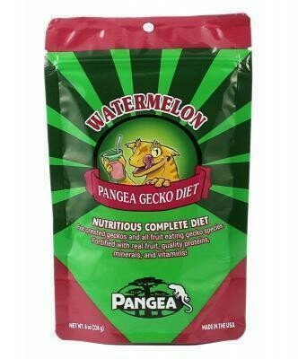 2 Oz. Pangea Fruit Mix Watermelon Complete Gecko Diet