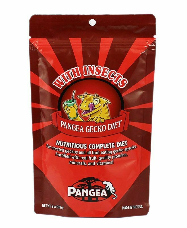 2 Oz. Pangea Fruit Mix With Insects