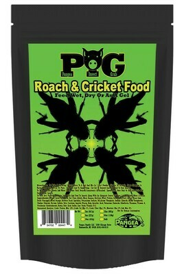 8 Oz. Pangea Roach & Cricket Food