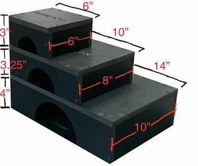 6x6x3 Hide Box