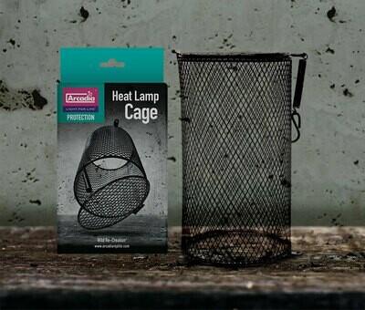 Arcadia Reptile Heat Lamp Cage