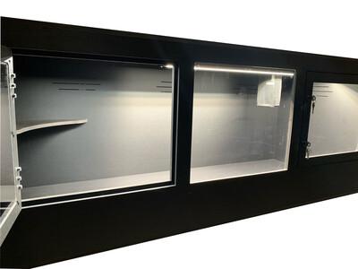 60X24X24 PVC Enclosure