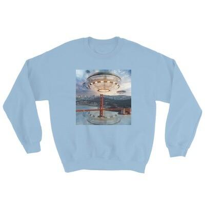 Golden Gate Crewneck
