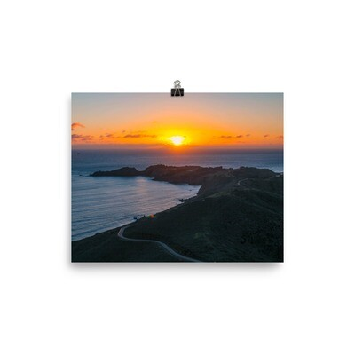 Marin Headlands Sunset