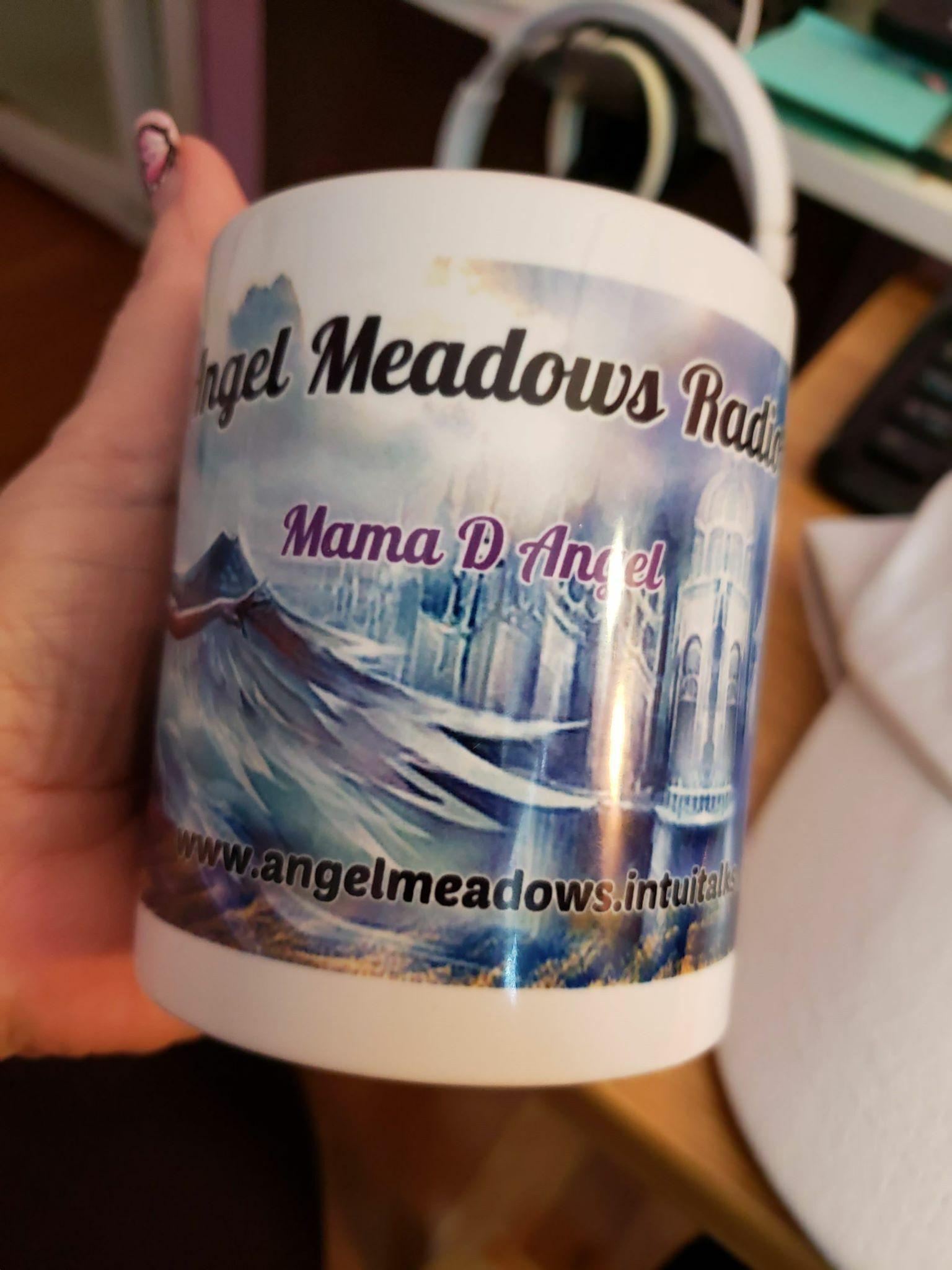 Angel Meadows Radio Mug 00000