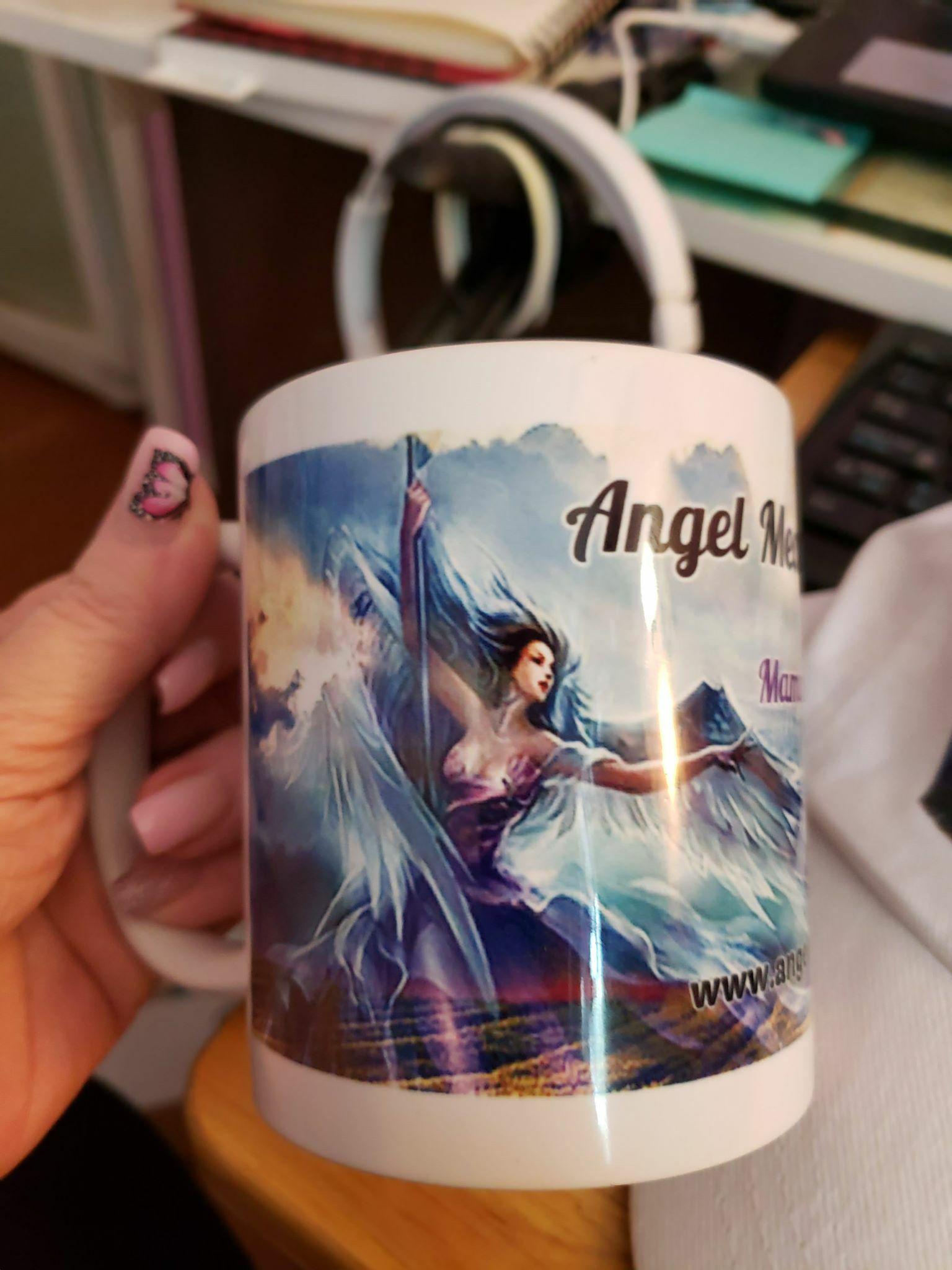 Angel Meadows Radio Mug