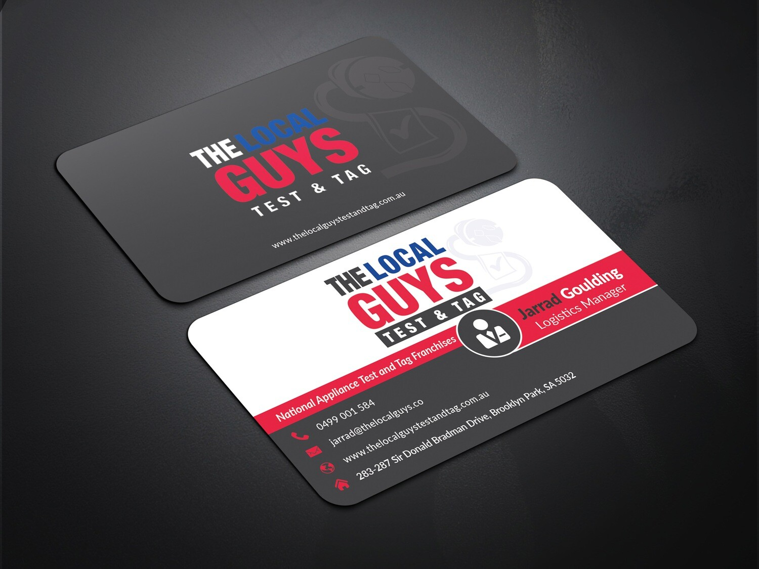 Business Cards (500 cards)