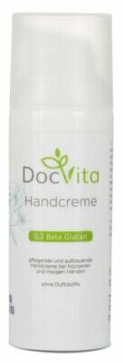 DocVita Handcreme mit Zunderschwamm 50ml