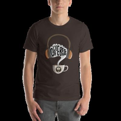 Coffee Beats T-Shirt (Brown)