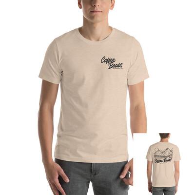 Coffee Beats T-Shirt (Dust)