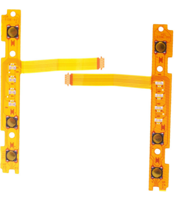 SL and SR button flex cable set Compatible with Nintendo Switch