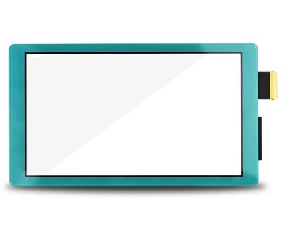 Vitre tactile - Blue - Compatible avec Nintendo Switch Lite