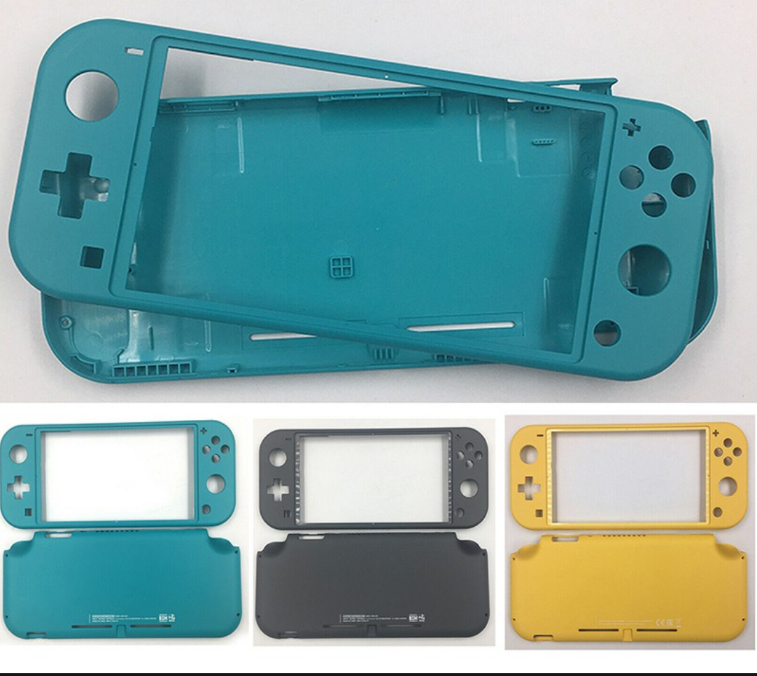 Full housing replacement  - Yellow Compatible with Nintendo Switch Lite