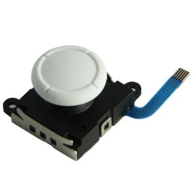 Joystick analogique 3D - Blanc - Compatible avec Nintendo Switch Lite