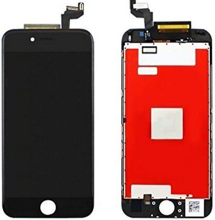 Ecran LCD (OEM) - Noir - Compatible avec iPhone 6S