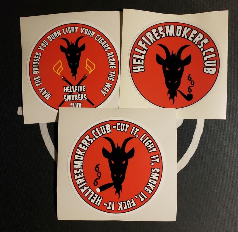 6. HSC Sticker Pack