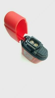 Double Torch Butane Lighter