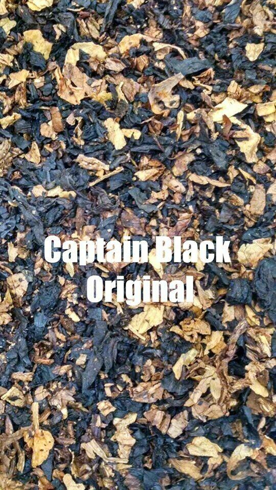 Captain Black Pipe Tobacco 2 oz. Bag