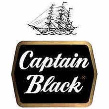 Captain Black Pipe Tobacco 7 oz. Bag (Orig, Gold, Royal, Dark, Cherry)