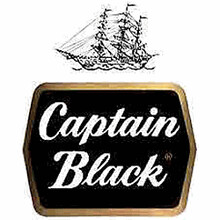 Captain Black Pipe Tobacco 2 oz. Bag (Orig, Gold, Royal, Dark, Cherry)