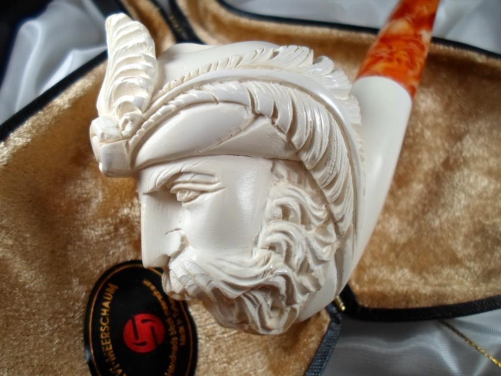 Sultan Head Meerschaum by Servi