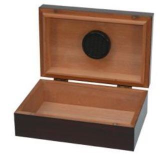 Cigar Humidor - Mahogany