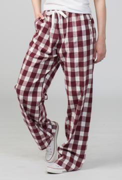 Flannel Buffalo Plaid Pajama Pants