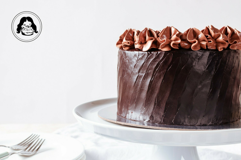 Truffle Ganache Cake or Cupcakes