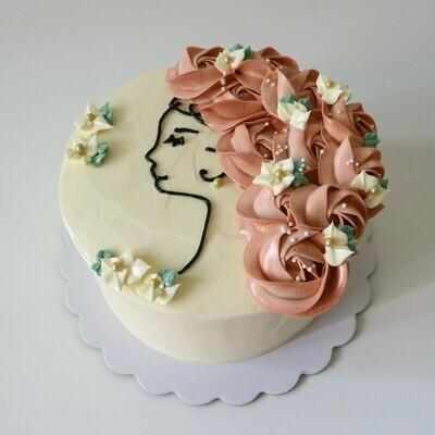 Mom's Lovely Cake
