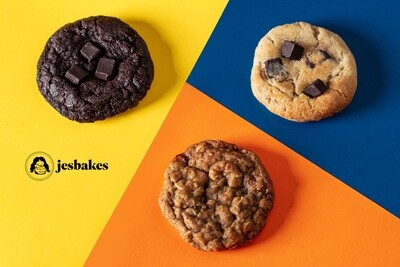 Chewy & Chunky Cookies