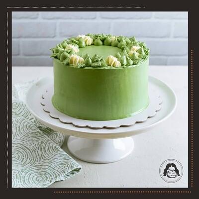 Matcha Cream Cake