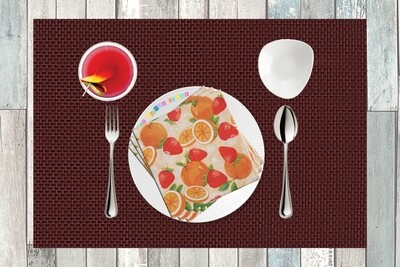 Fruit Print Paper Napkin - (Pack of 20)